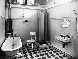 1930s bathroom design in suburbia a new era at croydon clocktower culture24
