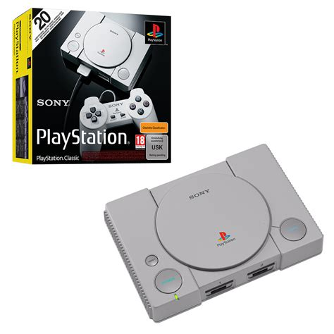 ps console playstation classic console the gamesmen