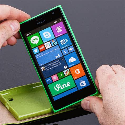 Cover Ume Eco Nokia 3 slim flip cover magnet tpu nokia lumia 730 lumia 735 orange 30184 vegacom