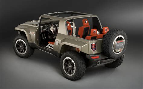 Gm Jeep Gm Mulling Jeep Competitor For Gmc Jeep Renegade Forum