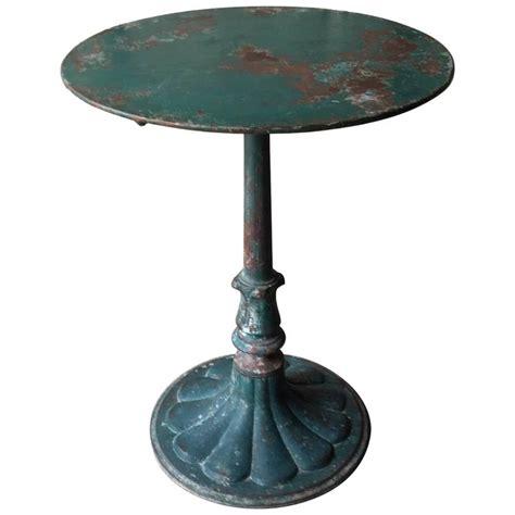 Garden Bistro Table Antique Garden Bistro Table For Sale At 1stdibs