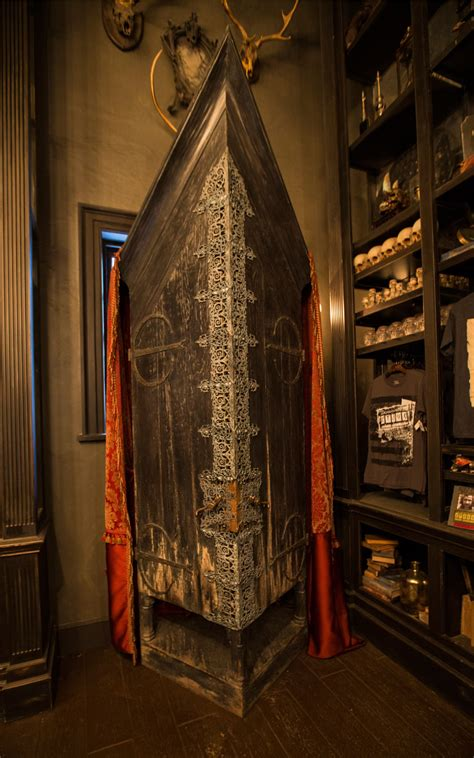Vanishing Cabinet by Universal Orlando Up 8 Props That Will Your