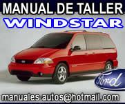 Manual De Reparacion Ford Windstar 2000