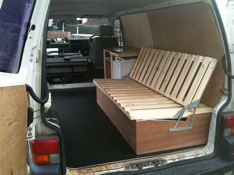 conversion van sofa bed 162 cervan bed design ideas vans van life and rv
