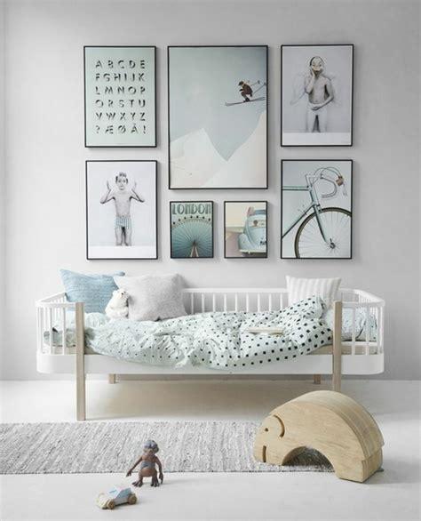 decoration murale chambre enfant 1001 id 233 es pour une chambre scandinave styl 233 e