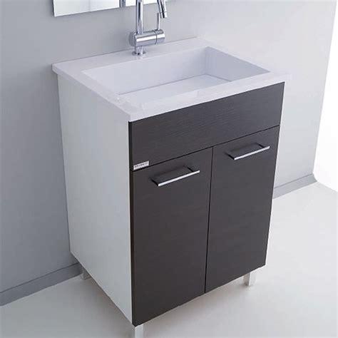 lavello lavanderia lavatoio e mobile 60x50 zeus arredo lavanderia jo bagno it