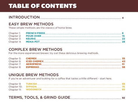Buzzbox Coffee Brew Guide: 11 Ways To Brew Great Coffee At Home