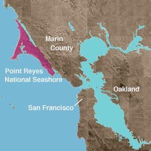 point reyes national seashore map point reyes national seashore