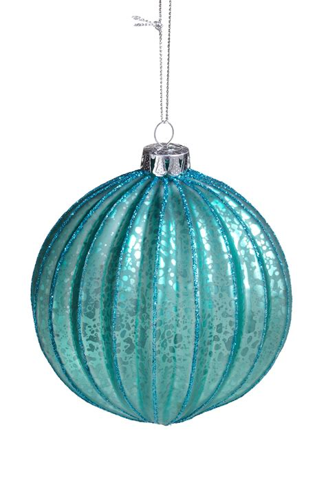 zodax 4 quot ribbed round ornament nordstrom rack