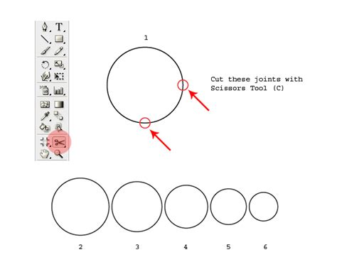 draw helix illustrator how to create sheet rolls with custom spirals