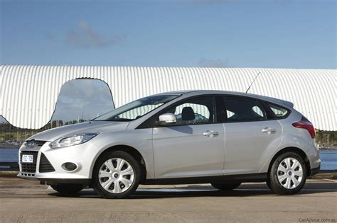 ford focus ambiente quick review  caradvice