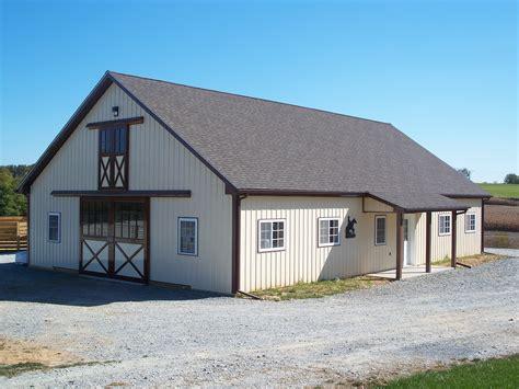 Cleary Pole Barns Metal Barn Siding Precise Buildings