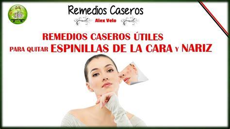 remedios caseros y naturales para la sinusitis mis remedios caseros utiles para quitar espinillas de la cara
