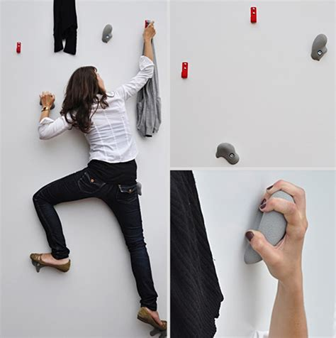 creative wall hooks 20 cool and creative wall hook designs bored panda