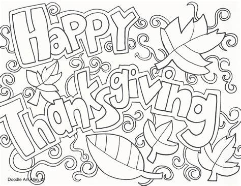 coloring page happy thanksgiving thanksgiving coloring pages