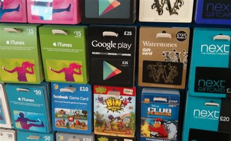The Gift Card Store - google officially announces play store gift cards in the uk