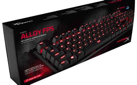 Keyboard Gaming Hyperx review kingston hyperx alloy fps mechanical gaming keyboard
