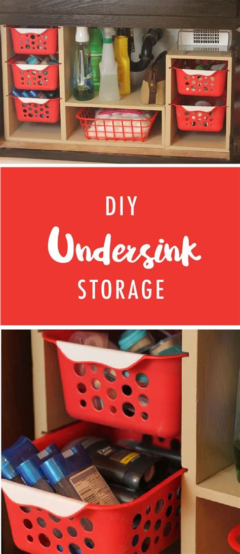 diy bathroom storage handspire 17 best images about organization storage on pinterest