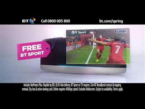 bt infinity sale uk tv commercial for comfort doovi