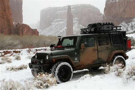Jeep Jk Overland Build Jeep Jk Overland Car Interior Design