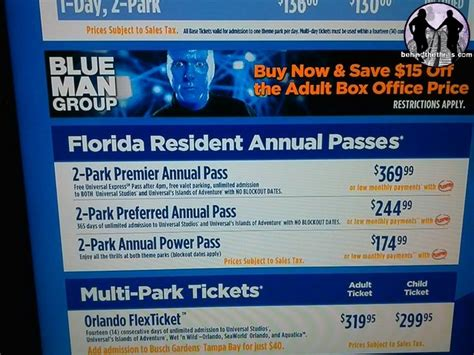hollywood studios gate price behind the thrills universal orlando follows disney