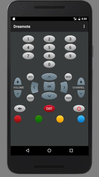 dreambox app for android remote for dreambox dreamote android apps on play