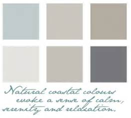 coastal paint colors seaside naturals coastal style color pallete s