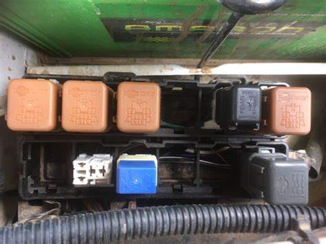 nissan patrol gq fuse box diagram wiring diagram with