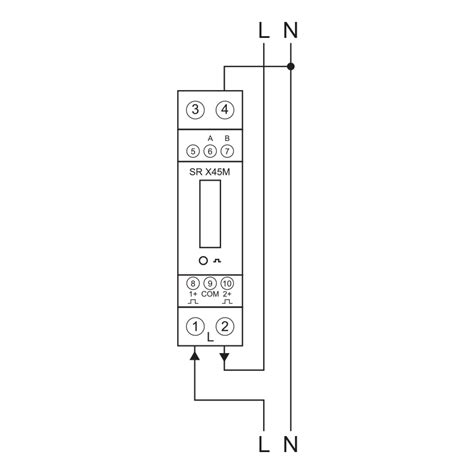 kwh meter wiring diagram wiring diagram with description