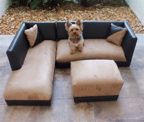 princess couch bed modern toddler dog sofa tan bed ottoman pet couch princess
