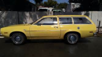 1973 Ford Pinto Sad Pony 1973 Ford Pinto Wagon