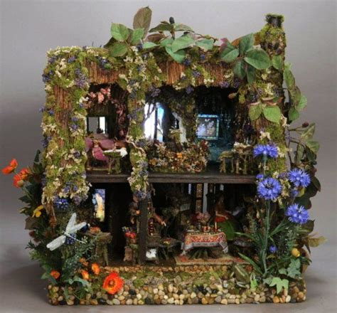 fairy doll house 17 best images about fairy gardens minis on pinterest dollhouse miniatures