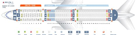 boeing 767 floor plan seat map boeing 767 400 delta airlines best seats in plane
