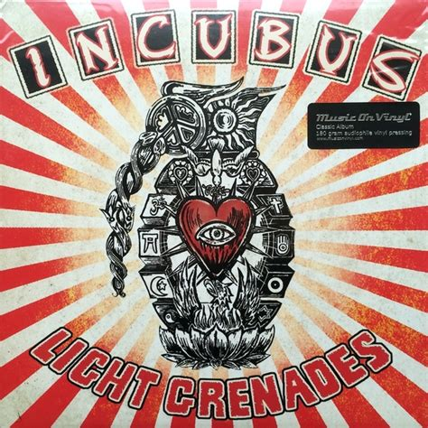 Incubus Light Grenades by Incubus Light Grenades 2lp Mr Vinyl