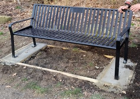 memorial bench memorial bench program cambria county conservation
