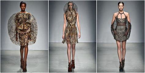 fashion design and technology craftsmanship and technology check out iris van herpen