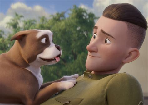 Animation Sergeant Stubby Trailer Sgt Stubby Promises A Heartwarming Pulled From The Trenches Animation Magazine