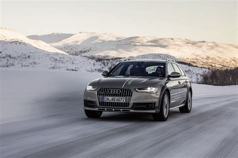 Audi A6 Allroad Javabraun by Audi A6 Allroad Quattro Quot Huntingthelight Quot Concept Cars