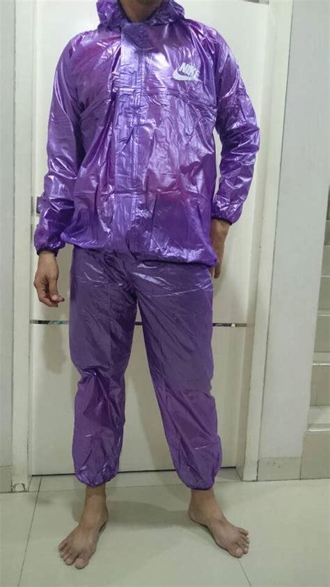 Baju Sauna Reebok jual baju sauna jacket sauna transparent reebok