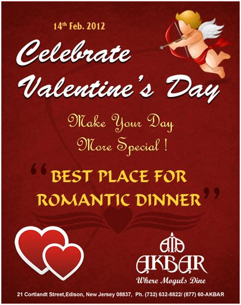 celebrate s day at akbar restaurant