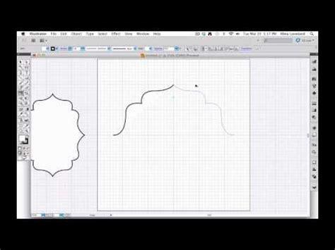 frame pattern adobe illustrator creating bracket frames in illustrator graphics