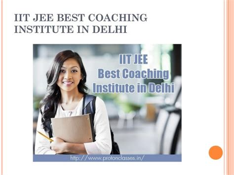 Best Coaching Institute For Mba In Delhi by Iit Jee Best Coaching Institute In Delhi