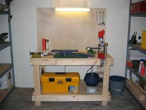 Best Portable Shooting Bench Diy Ammunition Reloading Bench Bang Pinterest