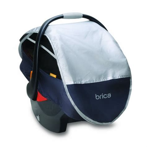 Brica Infant Car Seat Comfort Canopy by Baby Jogger Car Seat Adapter Single Multi Model Daily