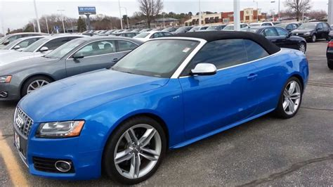audi  turbo supercharged convertible  youtube