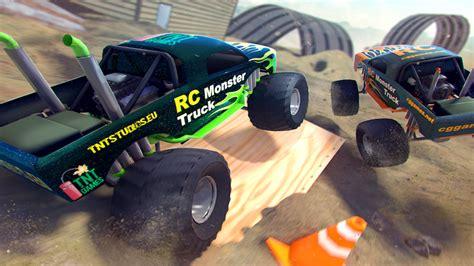 monster truck rc racing rc monster truck simulator mod no ads mod apk cloud