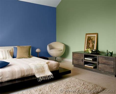 asian paints royale for bedroom blue coloured walls in this bedroom create a setting that
