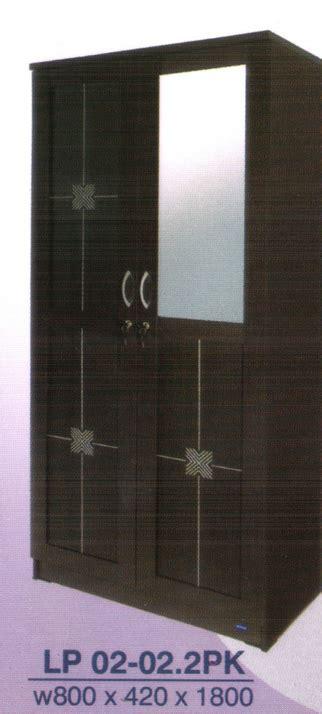 Lunar Set Meja Rias 525 lemari pakaian