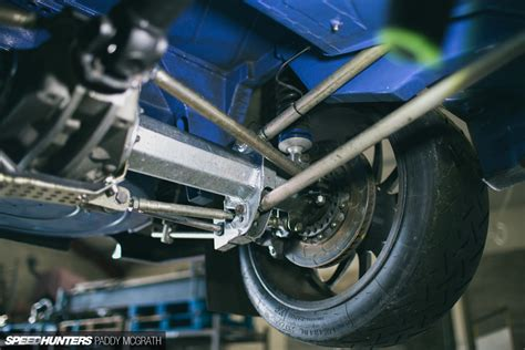 rally truck suspension improving a legend a modern e30 m3 rally car speedhunters
