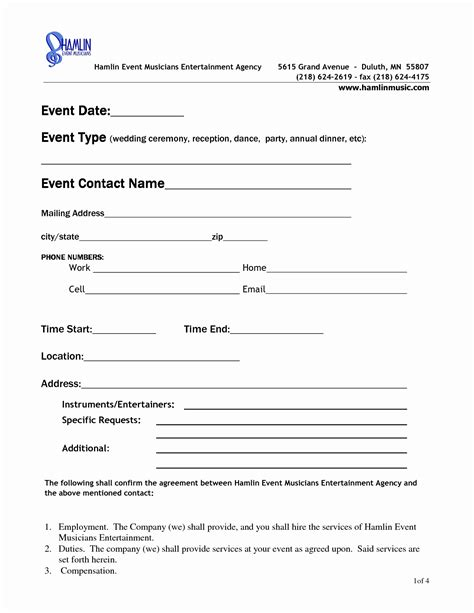 event space rental contract template event space rental contract template blogihrvati